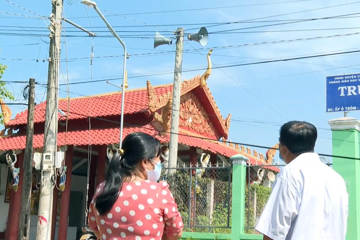 Đồng bào Khmer với Đài Tiếng nói Việt Nam